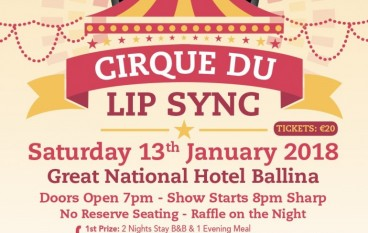 Ballina Lip Sync Returns with another bumper night of entertainment