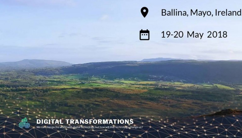Digital Transformations Conference coming to Ballina