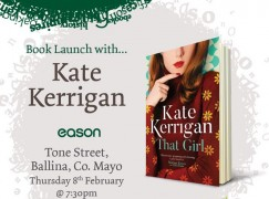Local Author launches latest novel 'That Girl' in Ballina