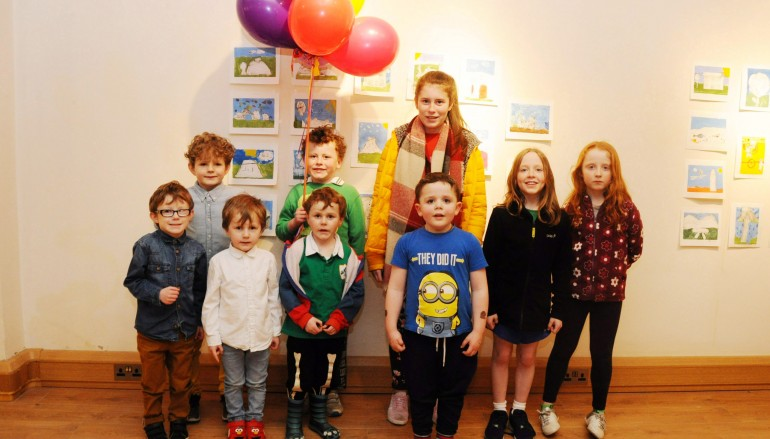 Áthas comes to Ballina this Easter, as Beal an Átha launches its first Children's Art Festival