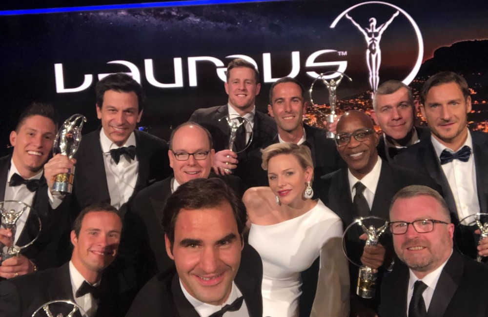 All winners of Laureus Sports awards 2018