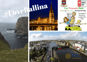 Mayo Day in Ballina 2018