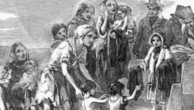 Brave Mayo Famine Girls sent to Australia to be Remembered