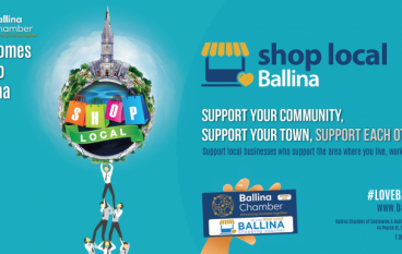 Ballina Chamber launches Shop Local Campaign