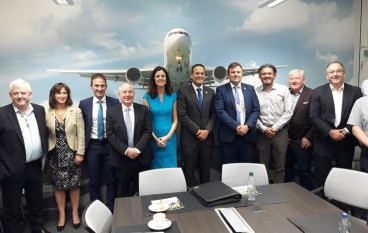 Ballina Chamber meets with An Taoiseach and Heads of Government bodies this July.