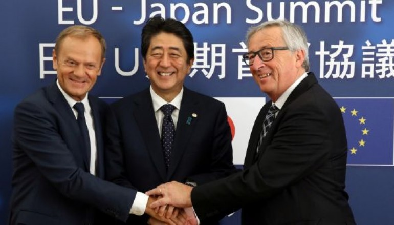 Chambers Ireland welcomes green-light for EU-Japan Trade Deal