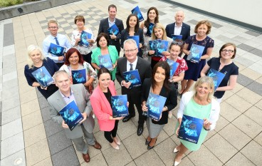 Chambers Ireland launches Pre Budget Submission 2019 with Chief Executives from the Chamber Network