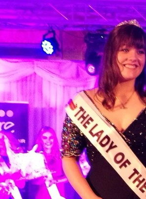 Lady of the Moy, Kate-Leigh Farrell promotes North Mayo along the Wild Atlantic Way