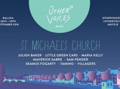 Other Voices Ballina along the Wild Atlantic way