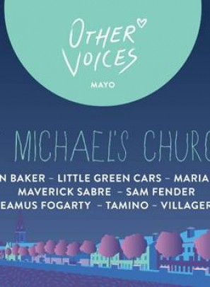 Maverick Sabre & Sam Fender  added to live TV recording line-up at Other Voices Ballina 2018