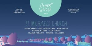 Other Voices Ballina September 2018