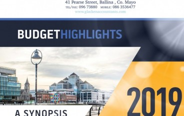 Budget Highlights 2019