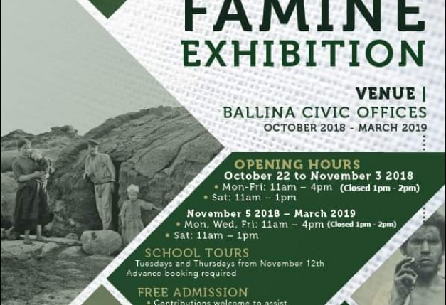 Five things to do this January in Ballina, Co Mayo