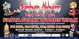Samhain Abhainn Billboard Sign 2018