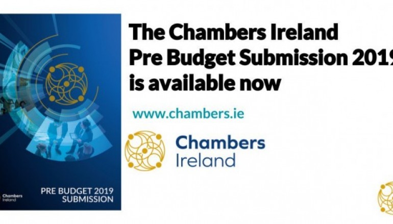 Budget 2019 : Chambers Ireland review