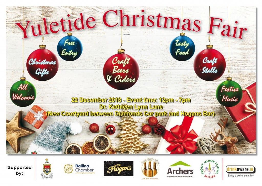 Yuletide Christmas Fair Poster 2_web
