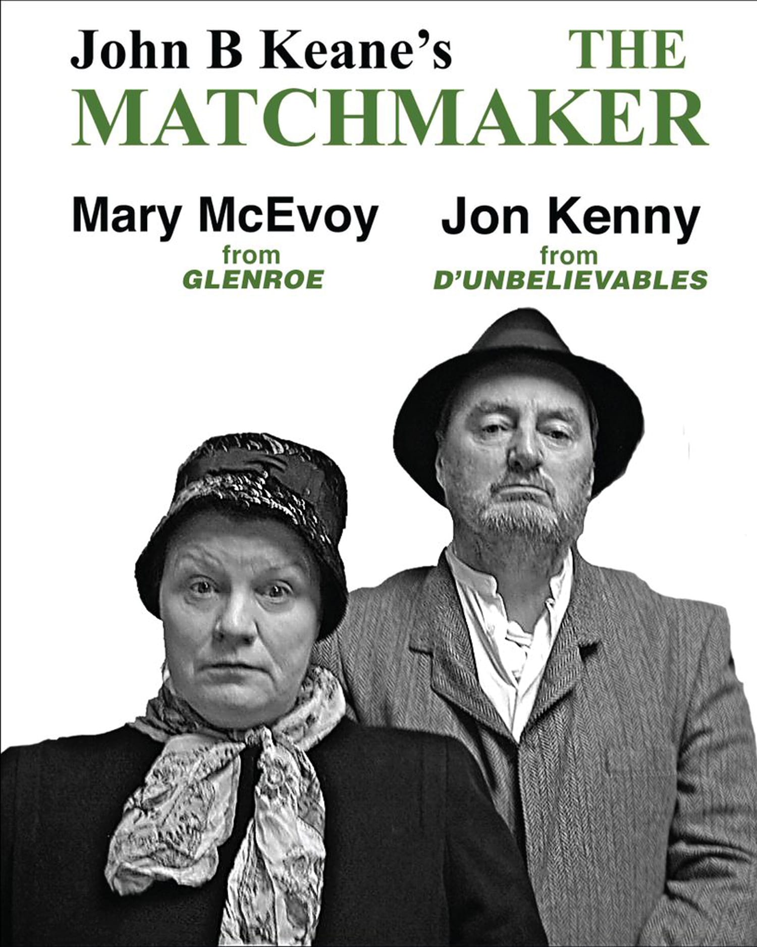 the matchmaker - tonyshirley.co.uk