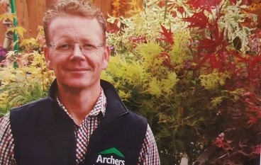 """""""I'm a lumberjack, and that's OK!…."""" Paul Kirwin Gardening Specialist and Consultant"""