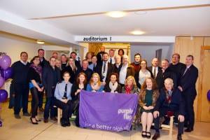 Purple Flag town team