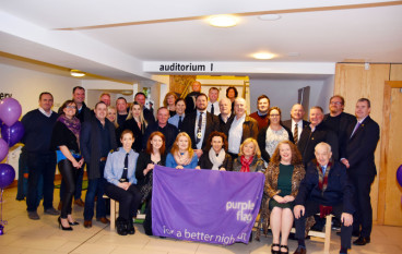 Ballina, Co Mayo receives the Purple Flag status for the 6th year in a row