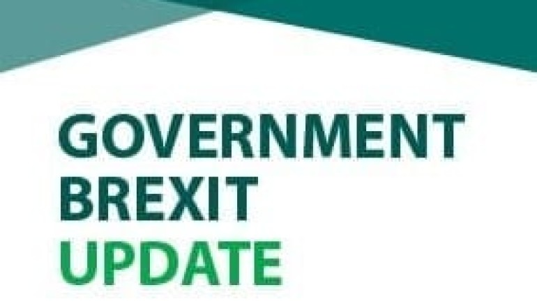 Statement by An Taoiseach, Leo Varadkar on latest developments on Brexit