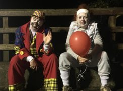 The Scary Woods Walk returns for another year of Chainsaws, Clowns and Coffins