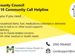 COVID-19 Mayo County Council Community Response Forum